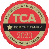 Teachers' Choice™ Award for the Family, Learning Magazine